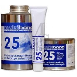 Multibond 25 (800g) klej rozpuszczalnikowy