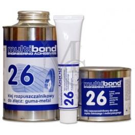 Multibond 26 (800g) klej rozpuszczalnikowy